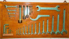 Werkzeugtafel