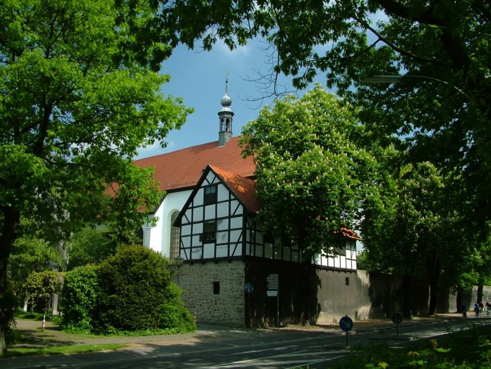 Werne - Kloster