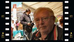 Werner . R. Albert di visita a  Lisboa.