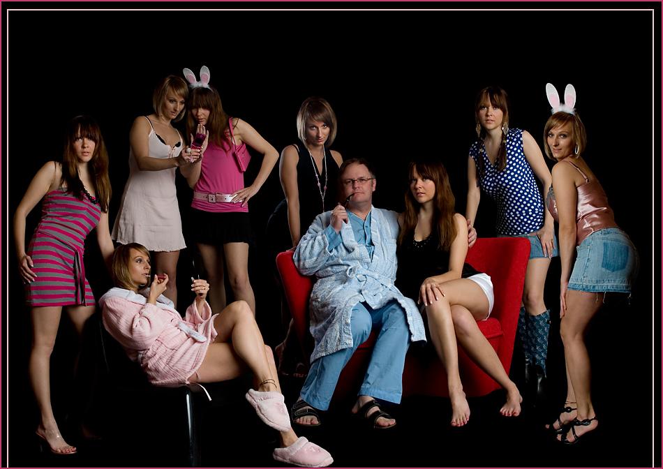 Werners Playboy Mansion