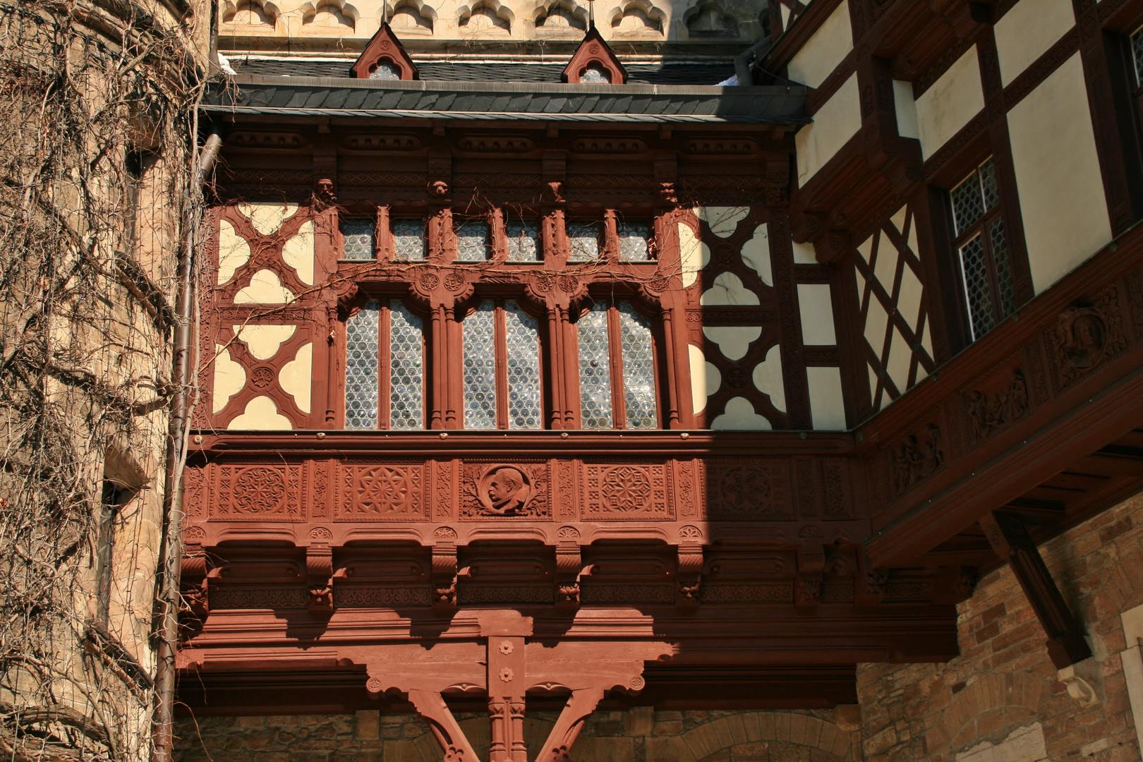 Wernigeeröder Schloss