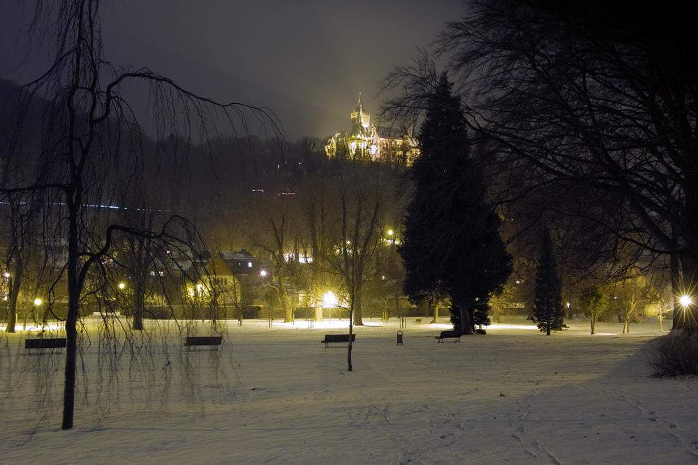 Wernigerode bei Nacht