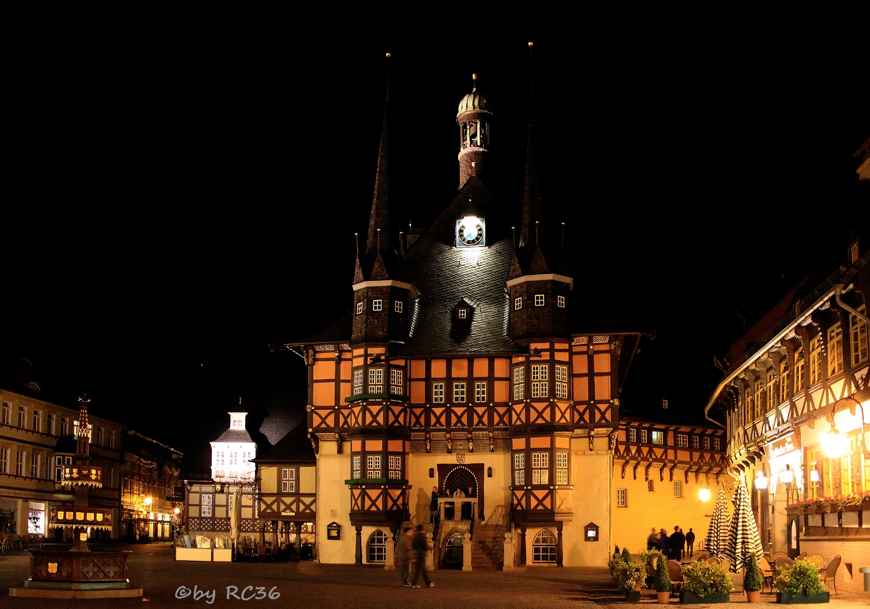 Wernigerode Rathaus / Townhall