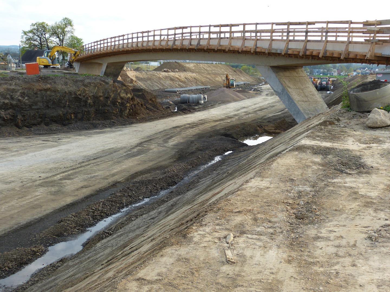 Werster - Heide Brücke...