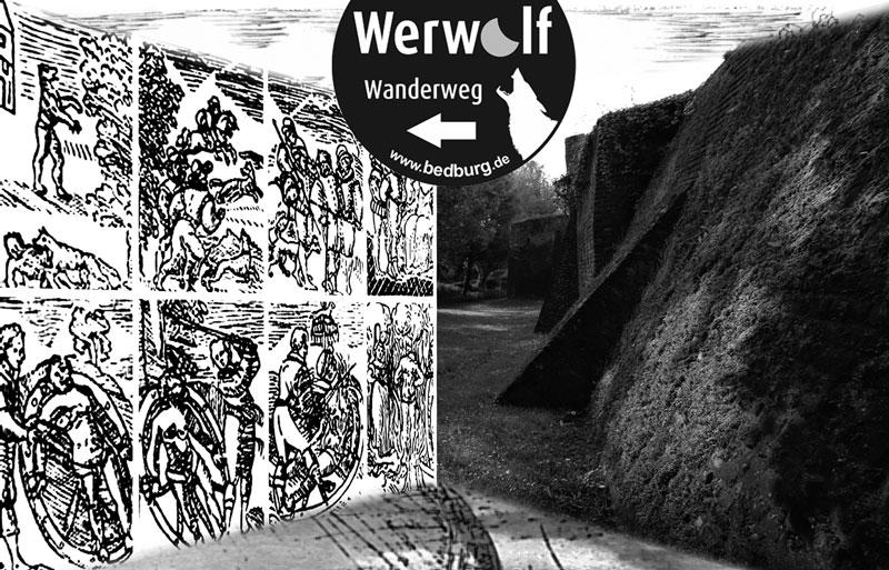 """""""Werwolf"""" Wanderweg . . ."""