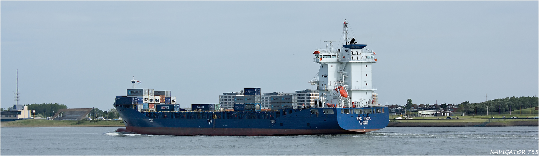WES GESA / Container ship