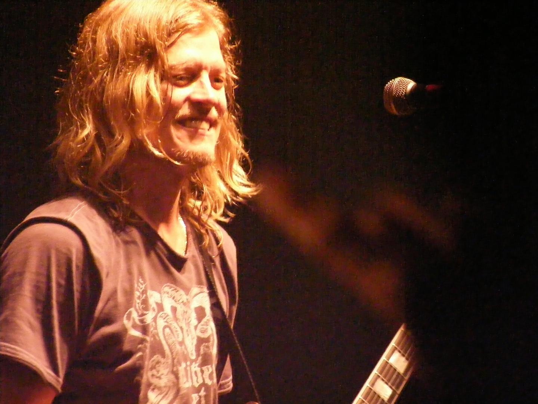 Wes Scanlon-Puddle Of Mudd