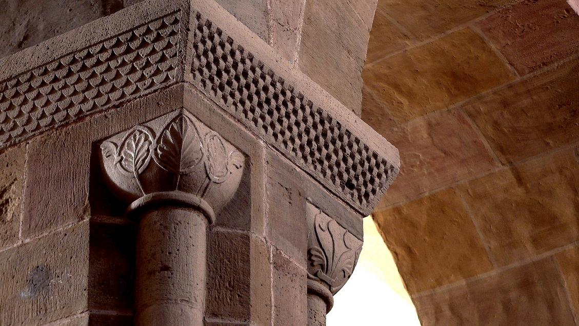 Weser-Romanik - Ornamenta Ecclesiae