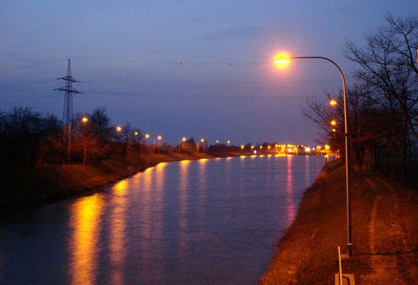 Weser-Schleuse
