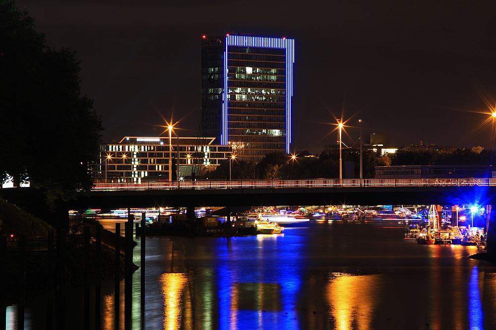 Weser Tower in Bremen