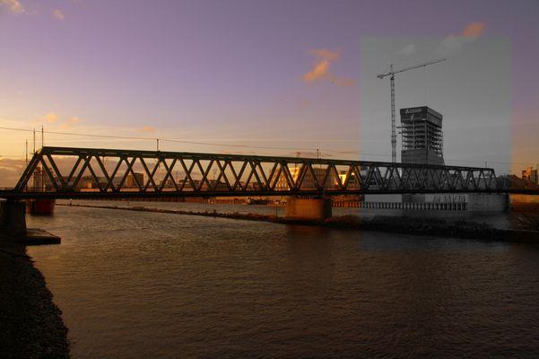 Weser Tower Überseestadt