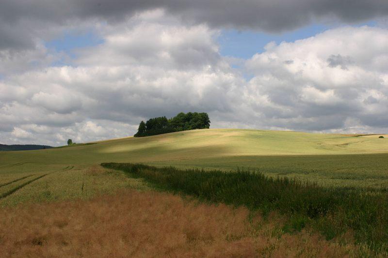 Weserbergland bei Hameln