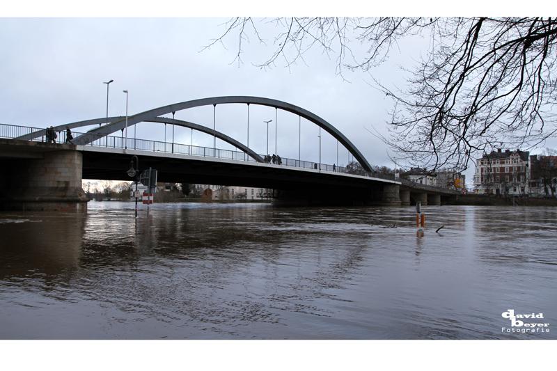Weserbrücke in Minden