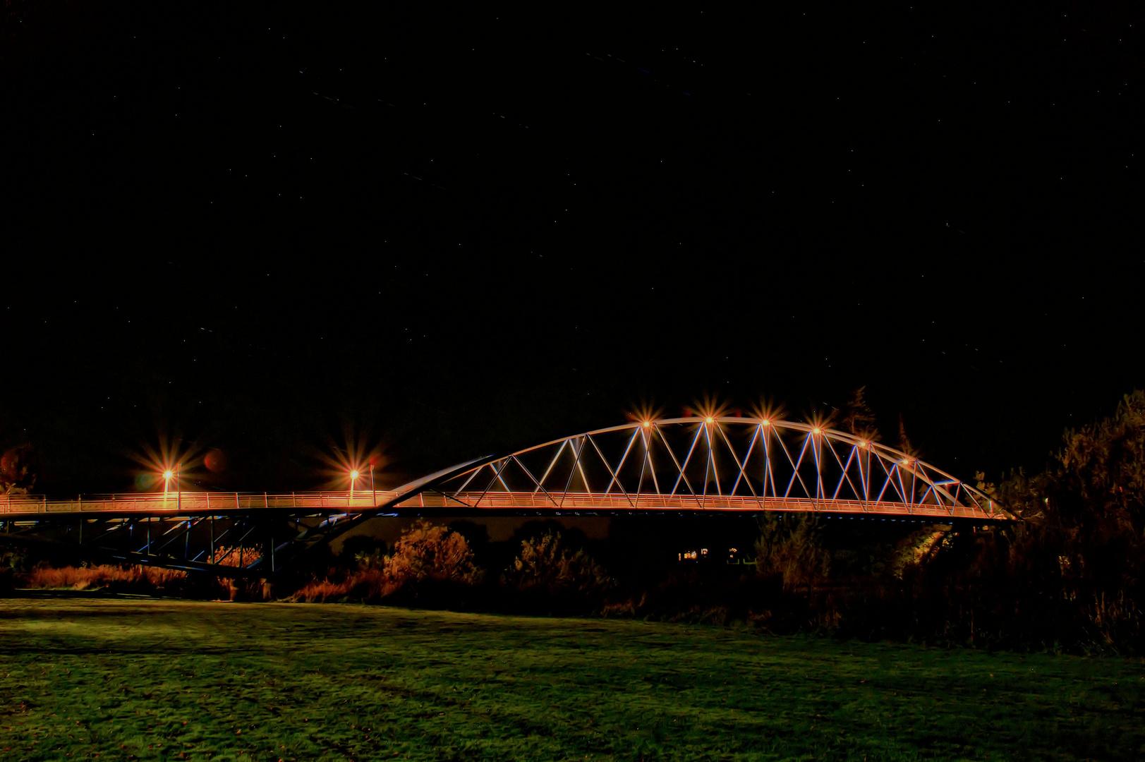 Weserbrücke in Nienburg