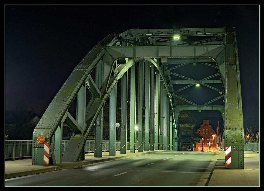 Weserbrücke Rinteln / Schaumburg