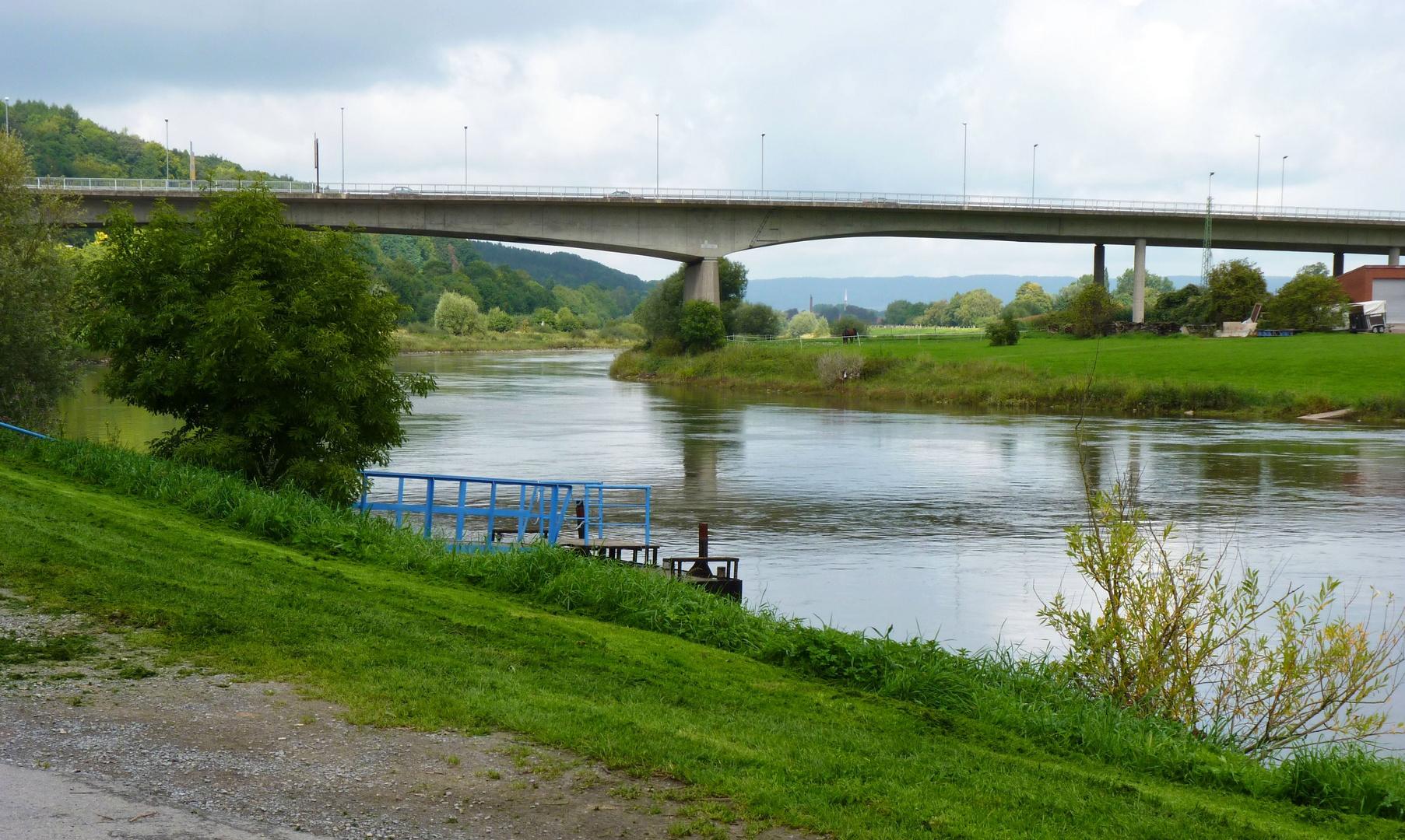 Weserbrücke Vlotho