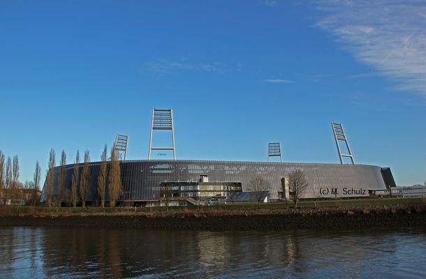 Weserstadion 2014