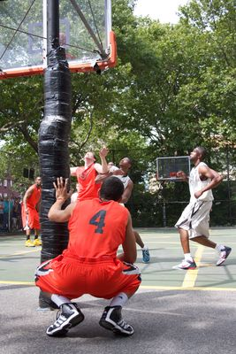 West 4th streetball