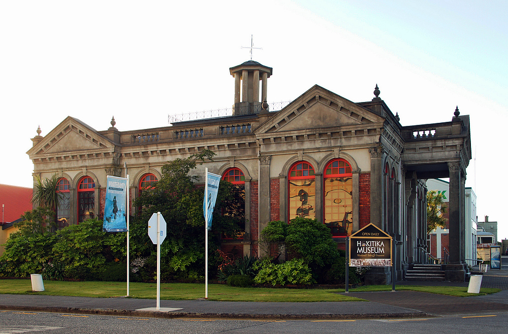 ..West Coast Historical Museum..