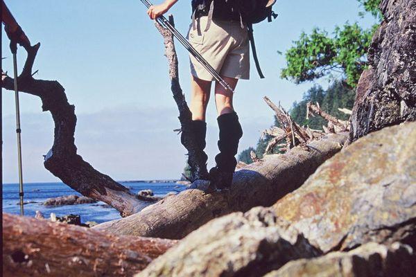 West Coast Trail Mai 2005