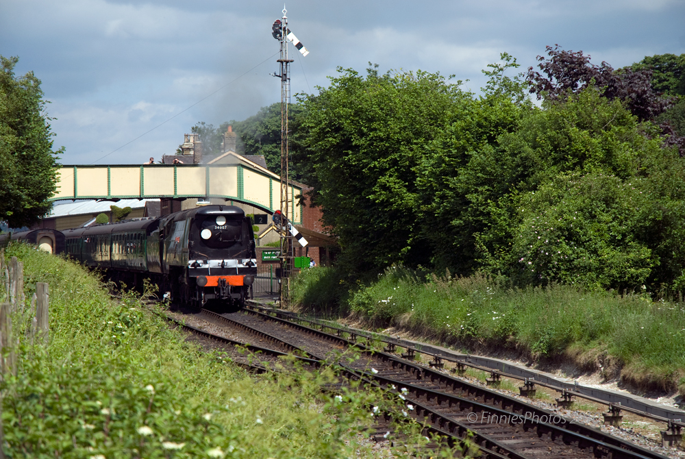 West Country bei Ropley