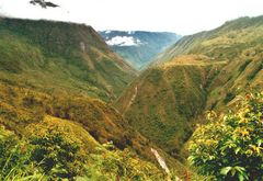 West- Papua, Baliem- Schlucht