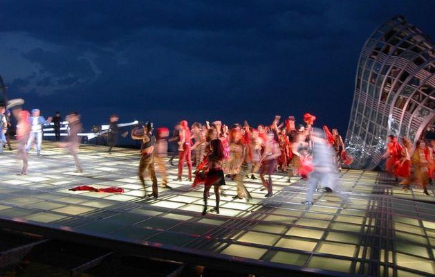 West Side Story, Bregenzer Festspiele