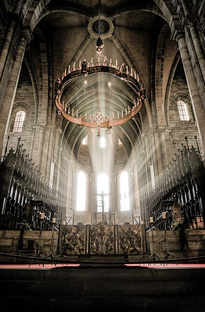 Westchor des Bamberger Doms