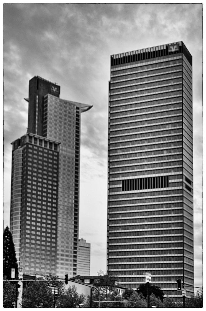 Westend Tower / City-Haus in Frankfurt