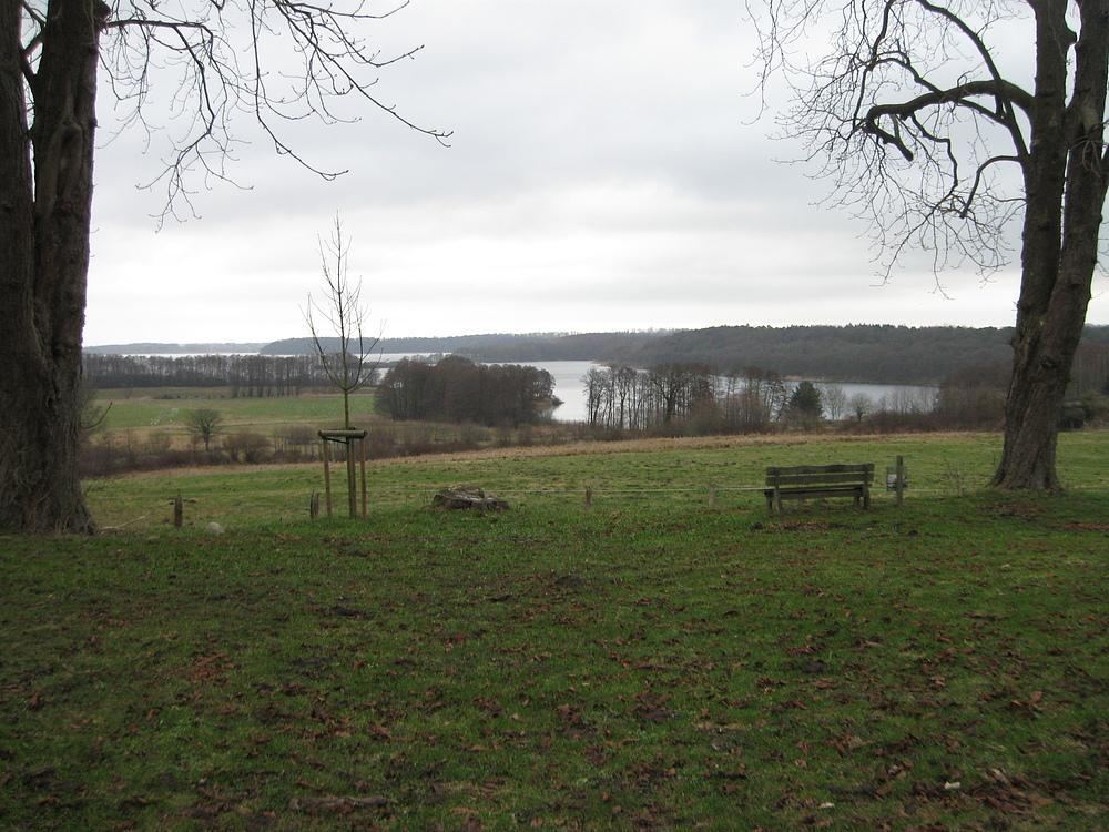 Westensee zwischen Kiel und Rendsburg