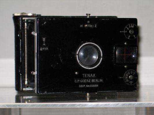 Westentaschen-Kamera
