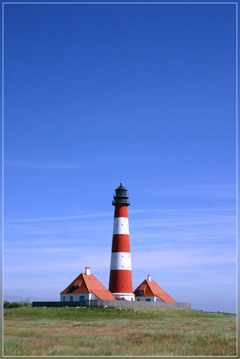 Westerhever Leuchtturm 01