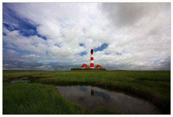 Westerhever Leuchtturm 2