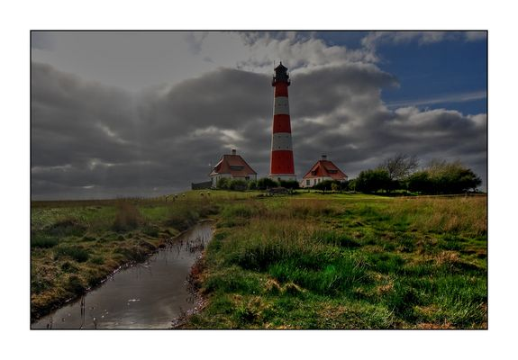 Westerhever Leuchtturm
