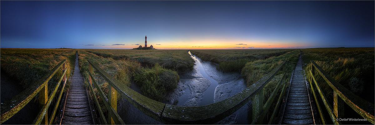 Westerhever Panorama
