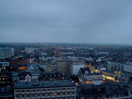 Westerland auf Sylt.....