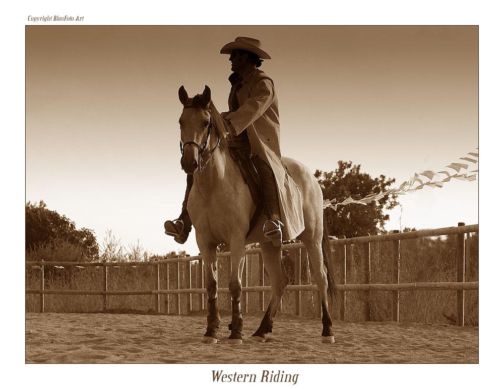 Western Riding II