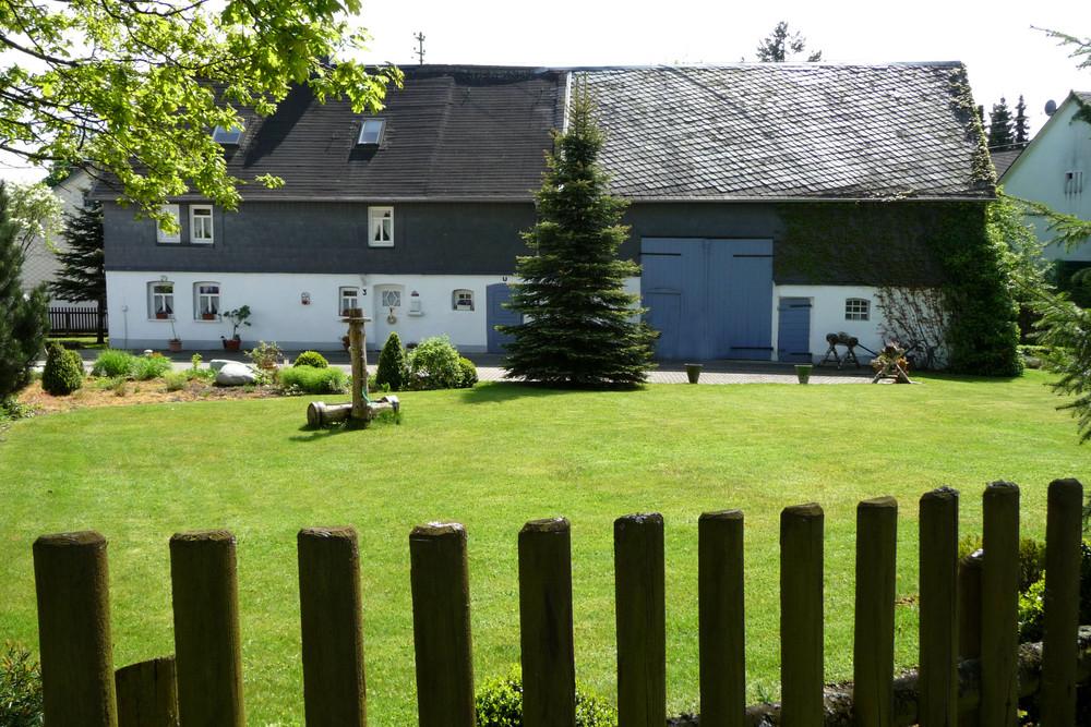 Westerwälder Bauernhaus in Dreifelden