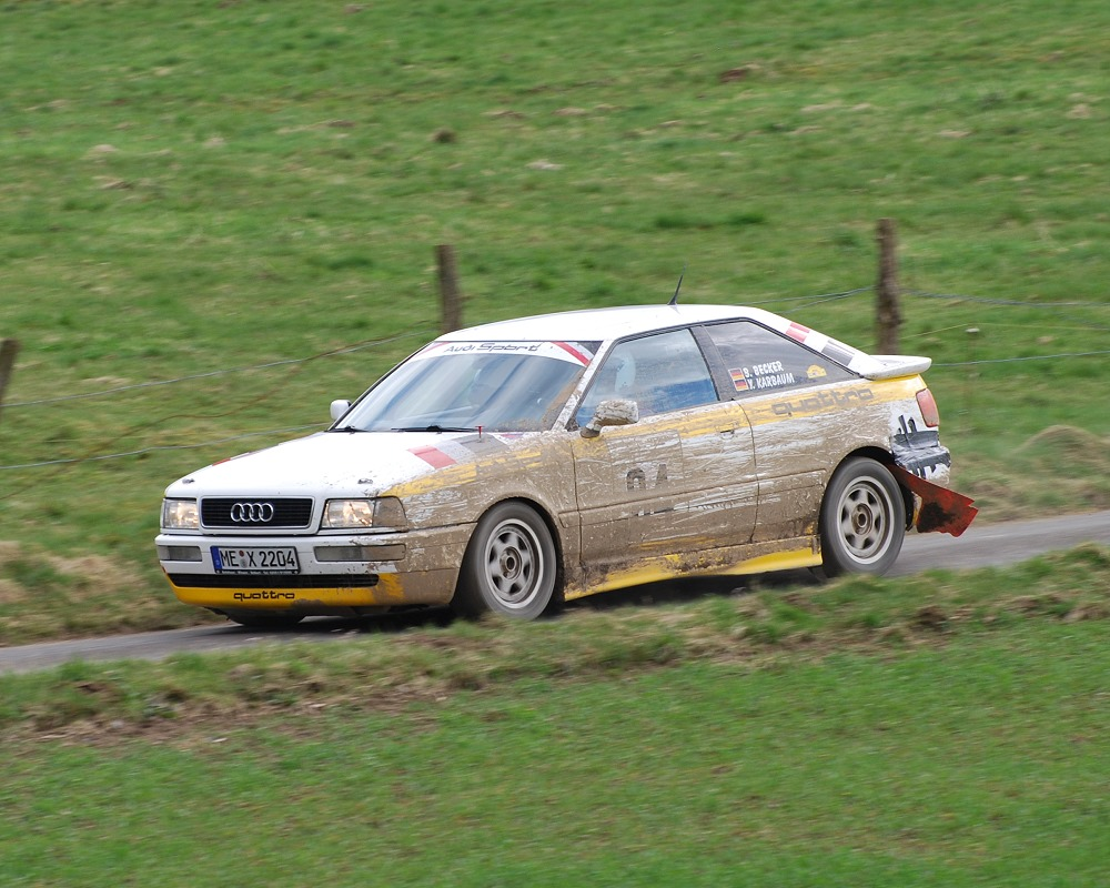 Westerwald Rallye 2008 (2)