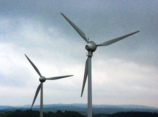 Westerwald->Wind->Energie