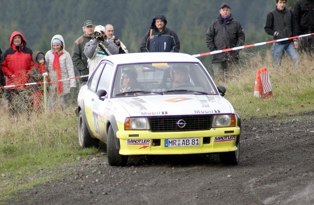 Westerwaldrallye 2009 1