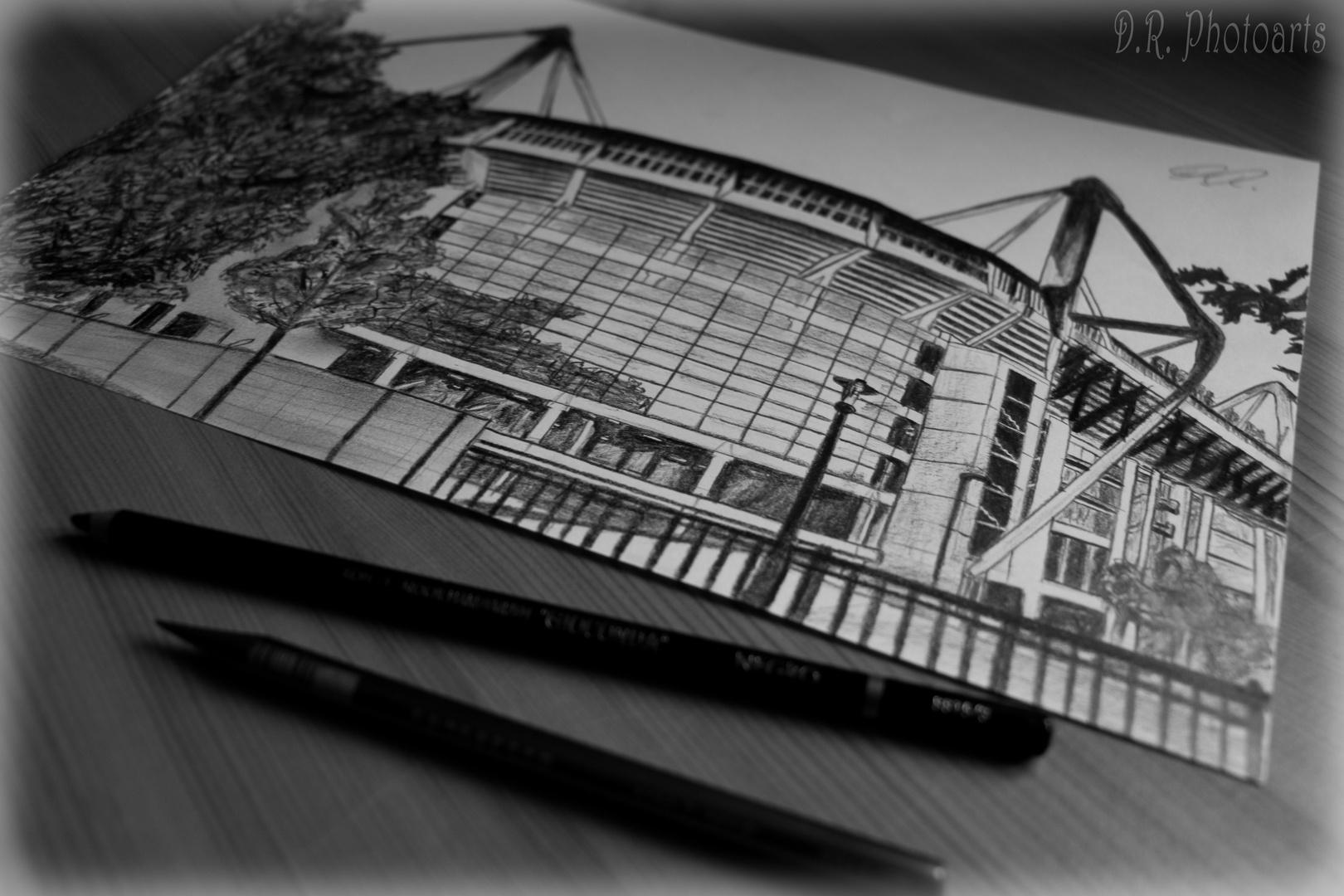 Westfalenstadion...