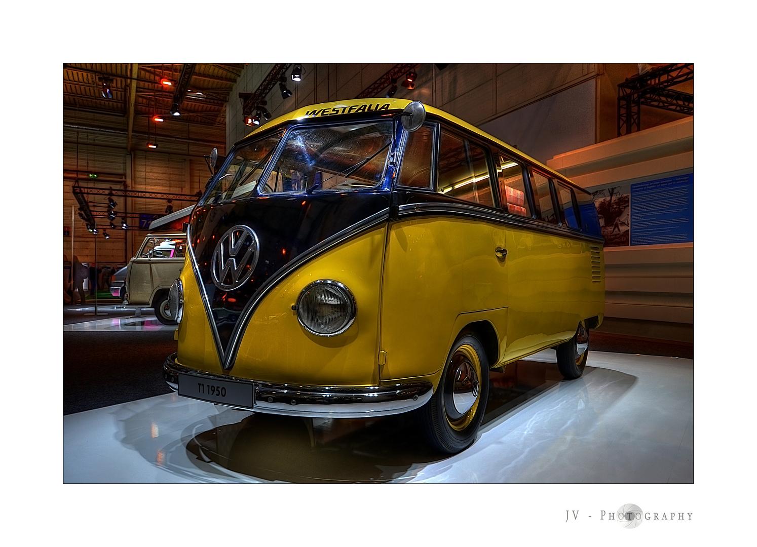 Westfalia VW T1 Bulli 1950