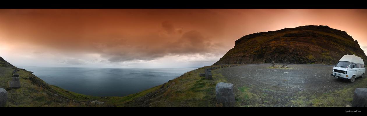 Westfjord of Iceland