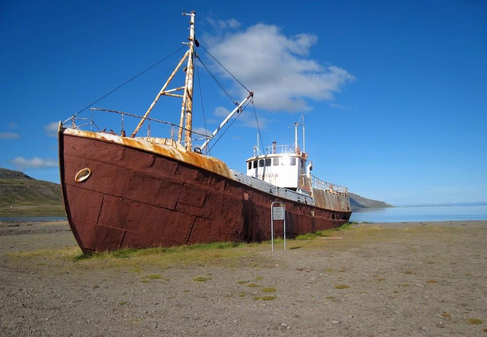 Westfjorde Iceland