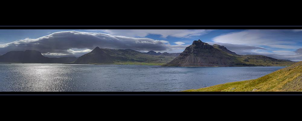 Westfjorde Island II