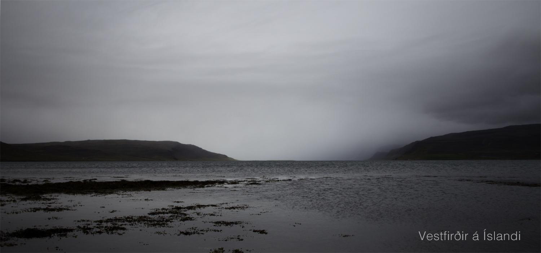 Westfjordküste Islands