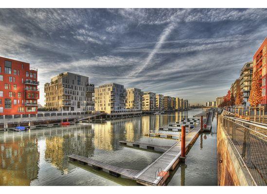 Westhafen