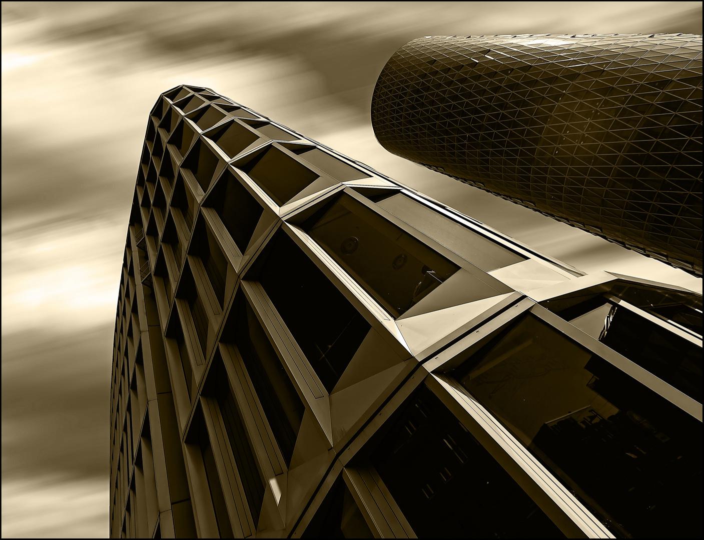 ~ Westhafen-Tower ~