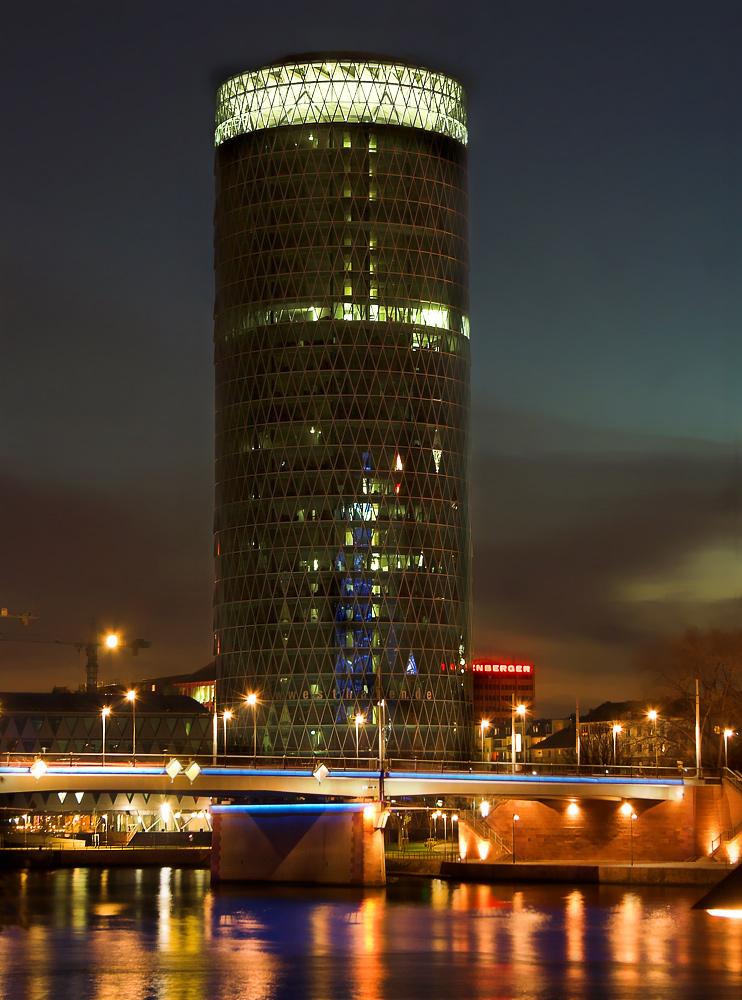 Westhafen Tower Frankfurt/Main